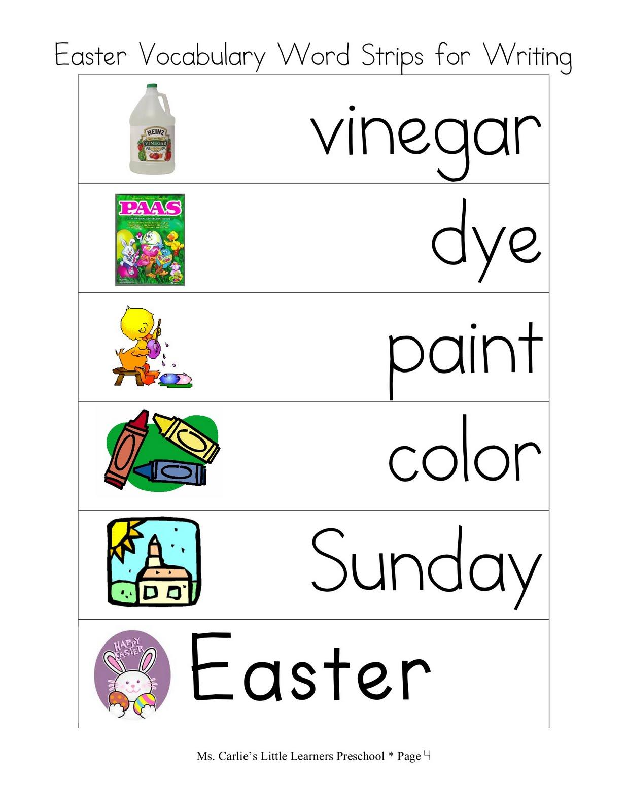 Ms Carlie S Little Learners Preschool April Week Two