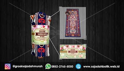 jual souvenir wisuda murah, jual sajadah untuk souvenir, 0852-3610-0070