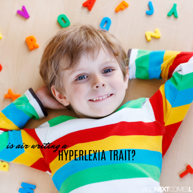 Hyperlexia signs