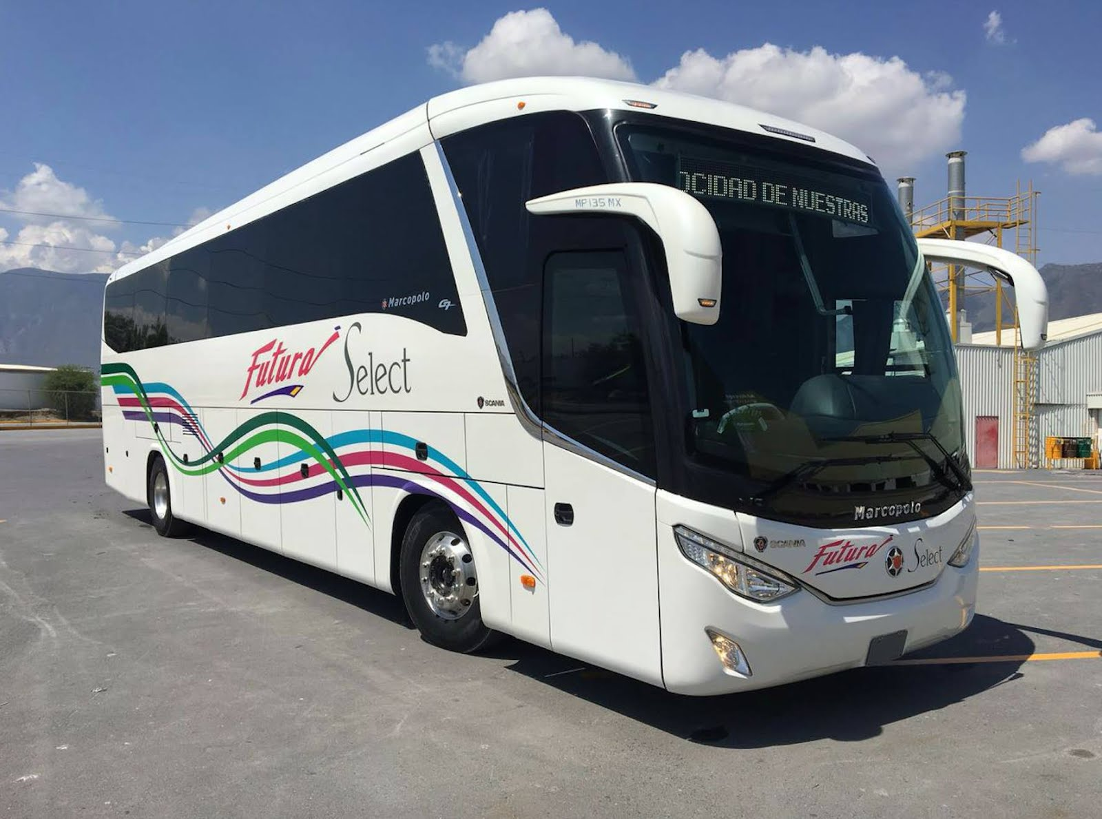 Gu a del viajero en m xico 200 nuevos autobuses para estrella blanca - Autobuses de dos pisos ...