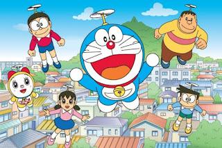 Doraemon song ngữ anh việt