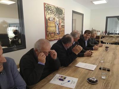 ΓΙΑΝΝΕΝΑ:Συνεργασία της ΖΟΙΝΟΣ Α.Ε,με τον Συνεταιρισμό Αχαΐας