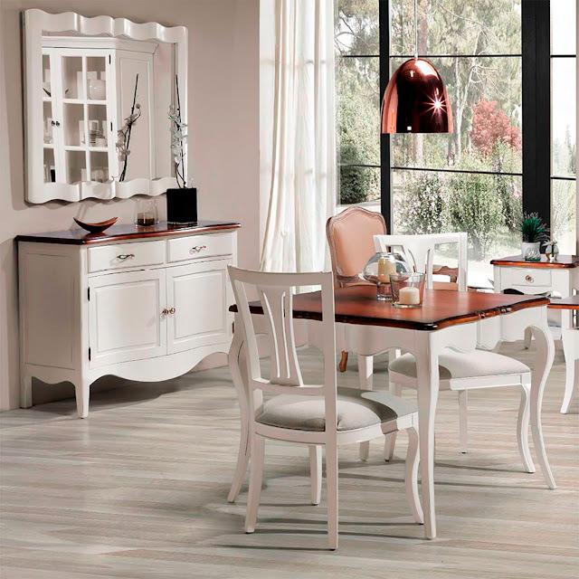 Mesas de comedor mesas de comedor cuadradas extensibles for Mesa cuadrada extensible