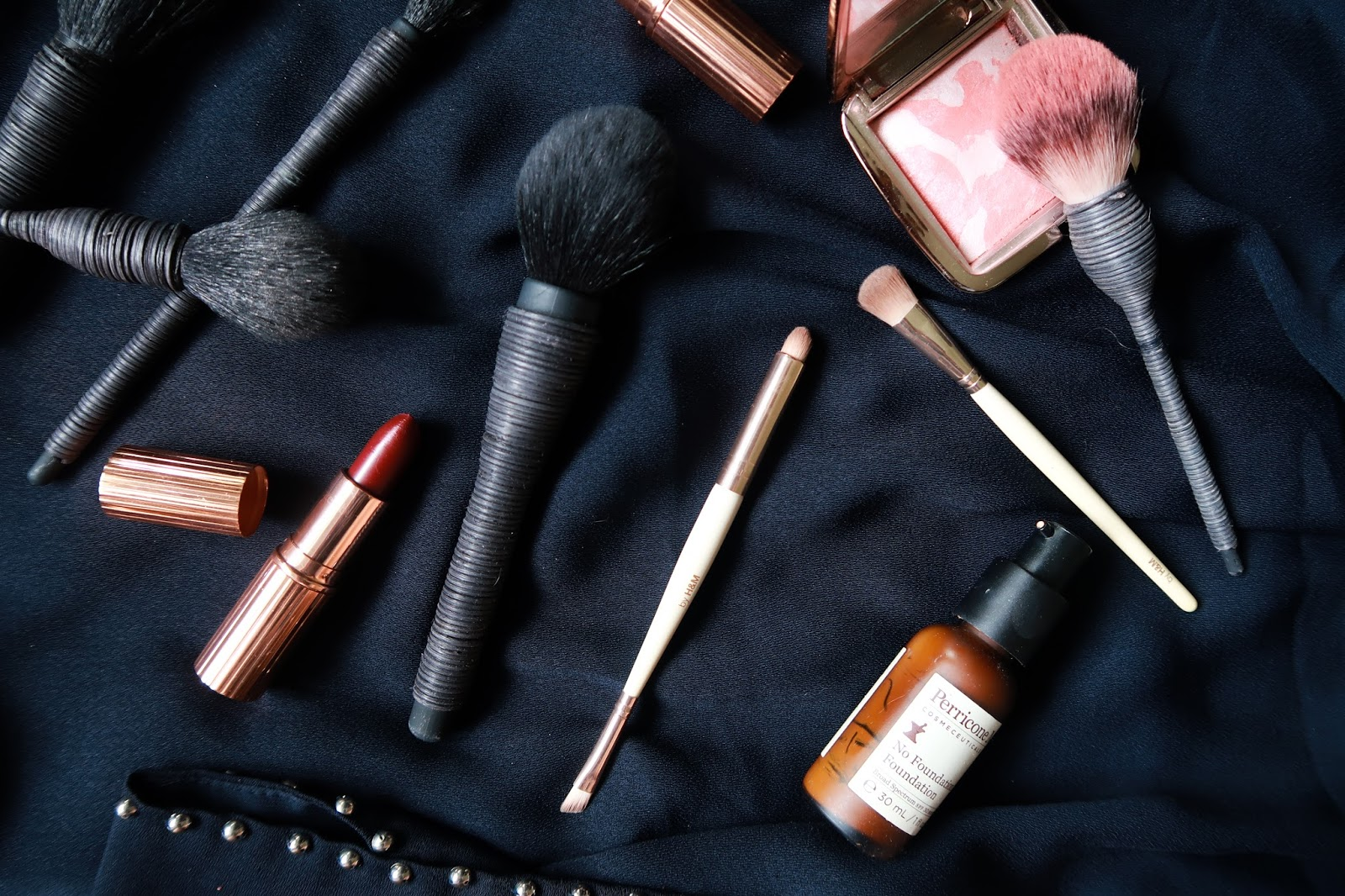 Make-up brushes - tips & tricks