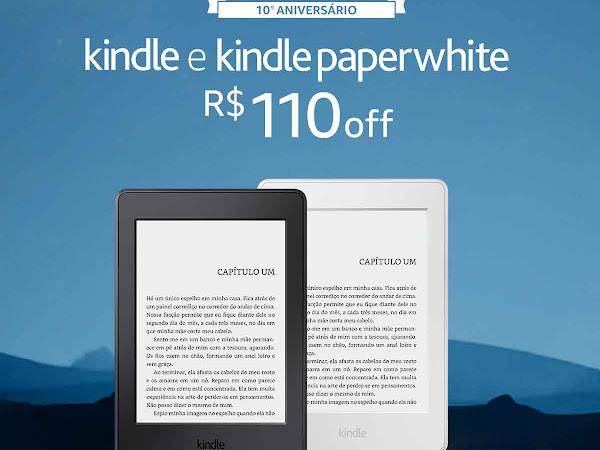 10° Aniversário Kindle