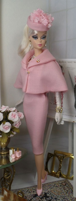 Pink Fancy for Silkstone Barbie Image