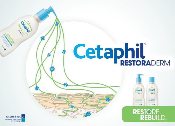 Cetaphil Restoraderm
