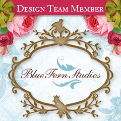 2018 Design Team Member for Blue Fern Studios