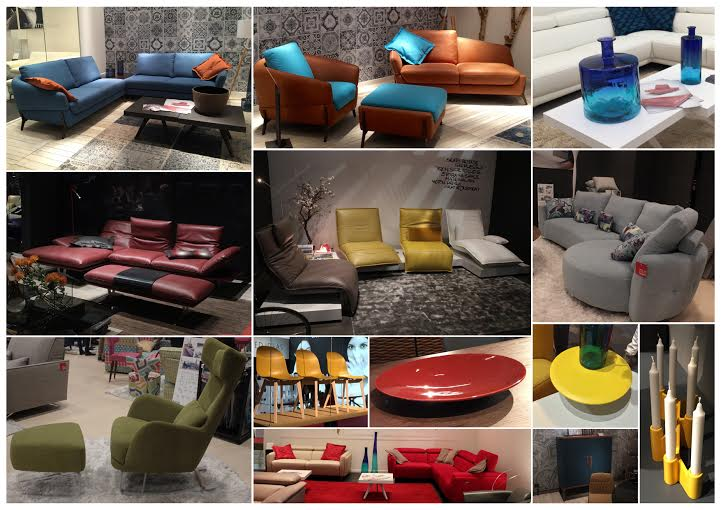 colour and material trend highlights at the salone del mobile 2016