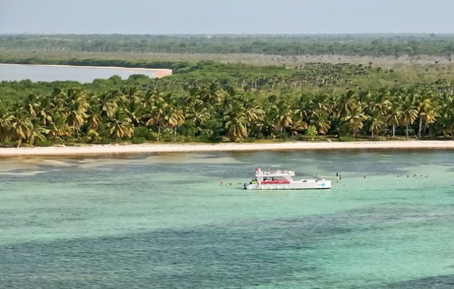 Paradise Island and The Mangroves