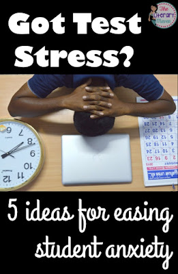 Are your students stressed out about an upcoming test? Here are five ideas on how to ease their anxiety and leave them feeling calm and confident instead.