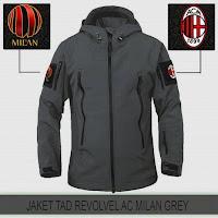 Jual Jaket Gunung Waterproof Tactical Revolver AC Milan