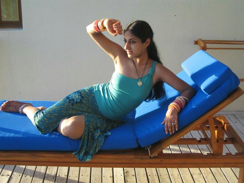 Aloe Vera benefits by desi indian girl
