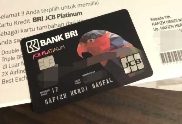 Cara Ubah Transaksi Kartu Kredit BRI Menjadi Cicilan