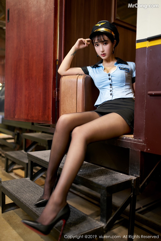 XIUREN No.1811: Betty林子欣 (61P)