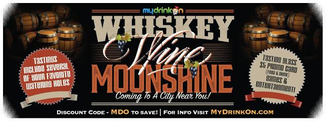 whiskey wine & moonshine