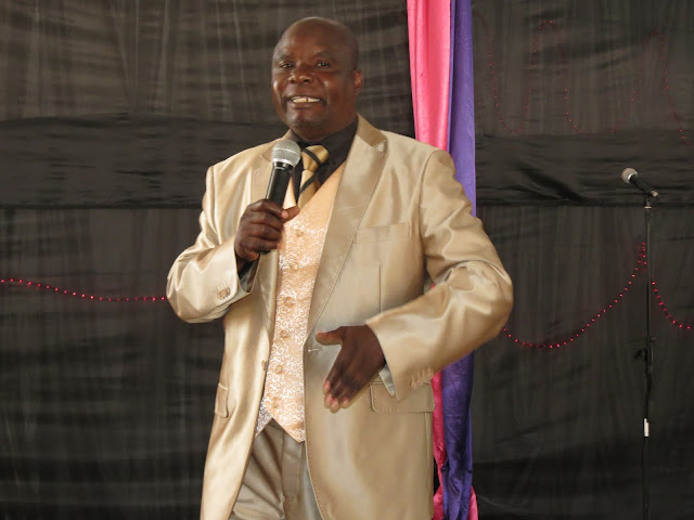 Apostle Alfred Jaka