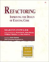 книга Мартина Фаулера и др. «Рефакторинг. Улучшение существующего кода» - читайте отдельное сообщение в моем блоге