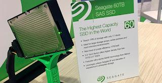 crean la unidad SSD mas grande hasta el momento de 60TB
