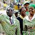 Grace Mugabe urge husband Robert Mugabe to name heir