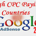 Top Countries With High Paying Cost Per Click For Adsense 2017.