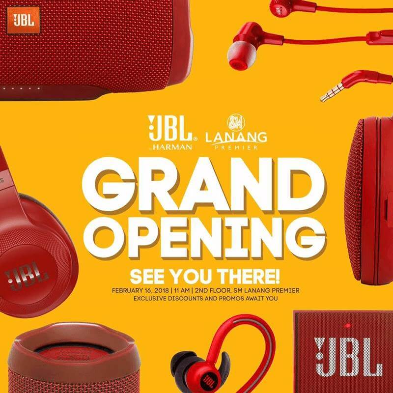 JBL Opens First Concept Store in Davao