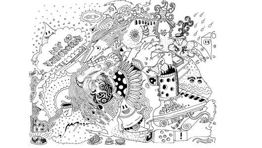 Doodle Art : Introduction - Jayce-o-Yesta