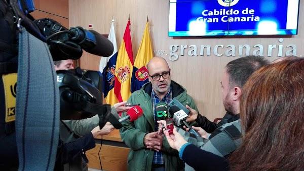 Gran Canaria activa plan emergencias por lluvia y nieve