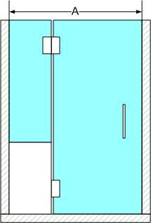 In Line Shower Enclosure 4