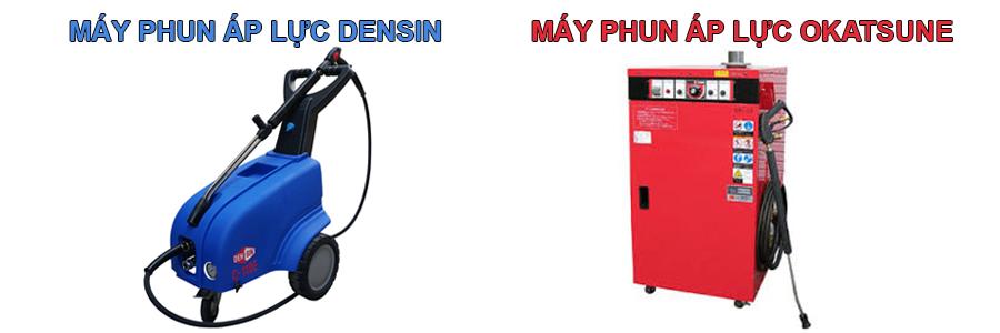 máy phun rửa áp lực tại hcm