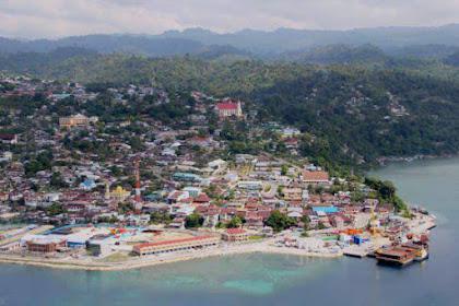 Fak-Fak Kota Pala di Papua Barat