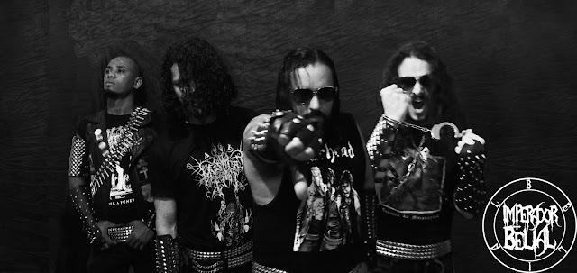 Imperador Belial: Confirmada no Guaru Metal Fest, banda divulga vídeo convidando público para evento, confira!