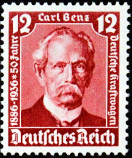 Karl Friedrich Benz German Reich