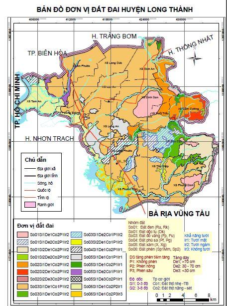 Phần mềm ALES để đánh giá thích nghi đất đai theo FAO