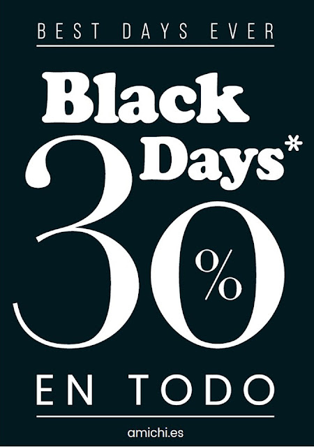 black friday en amichi