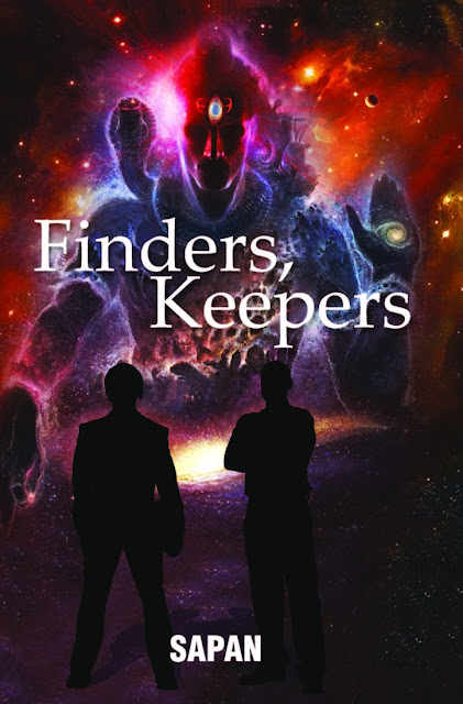 Book Review : Finders, Keepers - Sapan Saxena