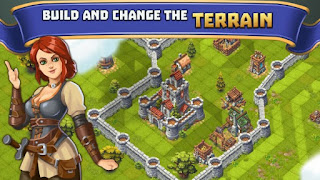 Lords And Castles Mod Apk Build/Upgrade Android Download Free