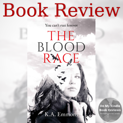 Book review of THE BLOOD RACE by K.A. Emmons