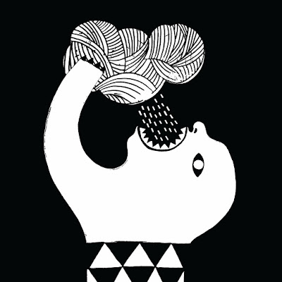 illustration noir et blanc