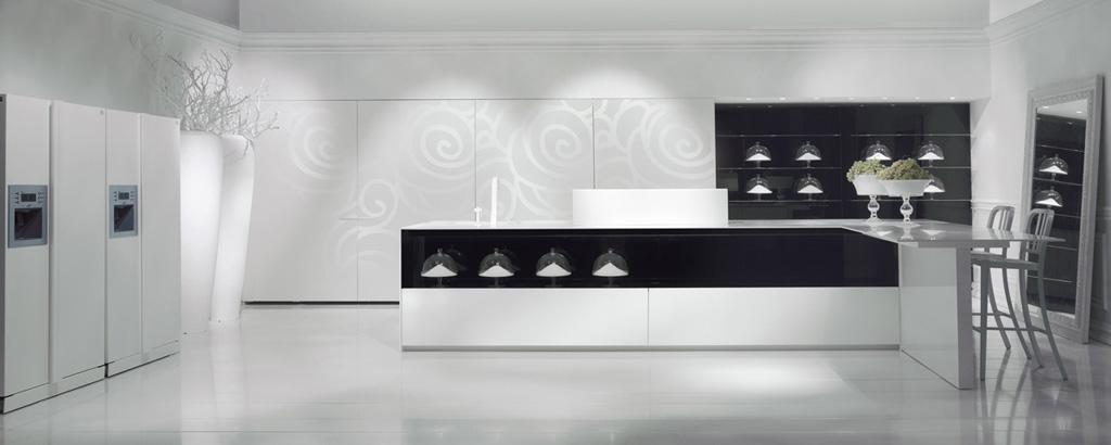 Minimalismo y modularidad cocinas con estilo consejos - Disenar tu cocina ...