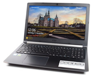 Acer Aspire A715-71G Latest Drivers for Windows 10 64 bit