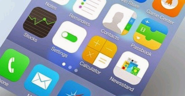 Những điểm khác biệt nhau giữa iOS 8 so với iOS 7