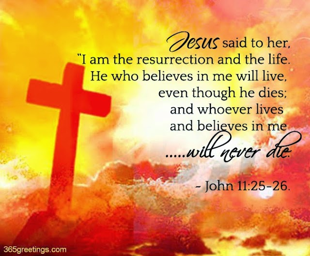 Jesus - Resurrection and Life
