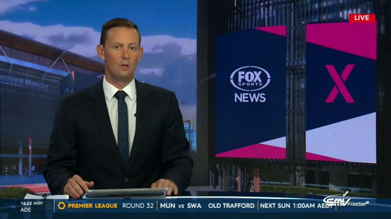 Frekuensi siaran Australia Sports di satelit ABS 2A Terbaru