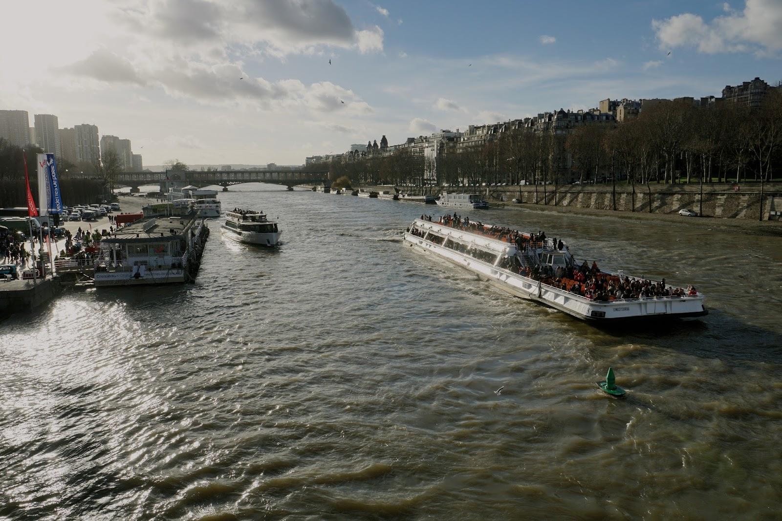 セーヌ川(La Seine)