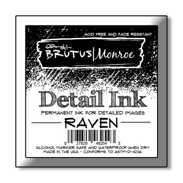 Raven Detail Ink