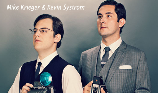 Mike Krieger & Kevin Systrom