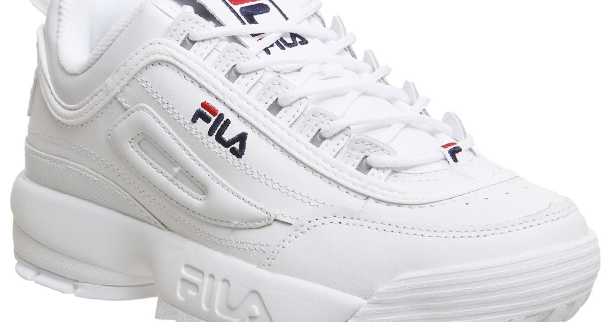 l'atteggiamento migliore disponibilità nel Regno Unito numerosi in varietà La Danza dei Sensi: Dove acquistare le Sneakers Disruptor Fila