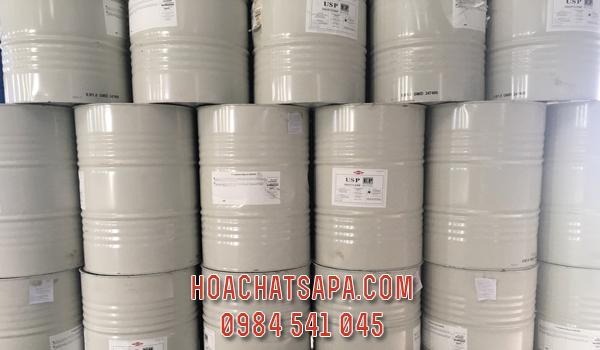 Propylene Glycol USP/EP - PG dược