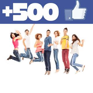 Buy 500 Facebook Photo Post Likes